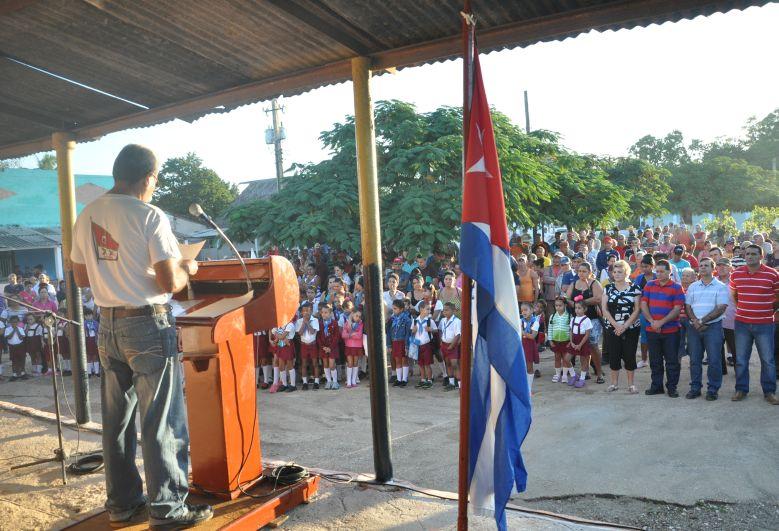 sancti spiritus, liberacion de poblados, ejercito rebelde, armando acosta, historia de cuba