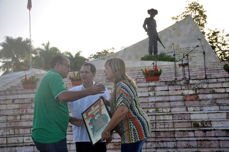 sancti spiritus, revolucion cubana, triunfo de la revolucion cubana, yaguajay, camilo cienfuegos