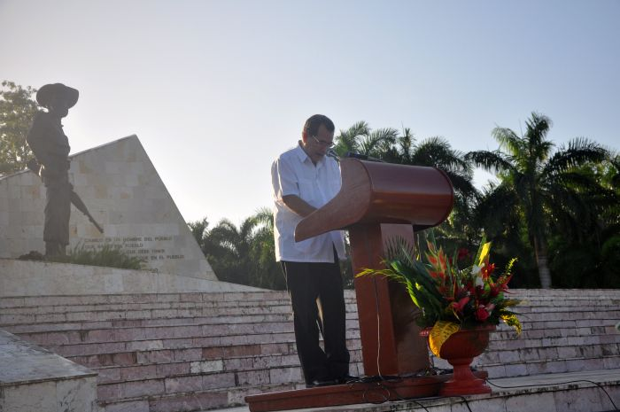 sancti spiritus, ejercito rebelde, yaguajay, camilo cienfuegos,  revolucion cubana