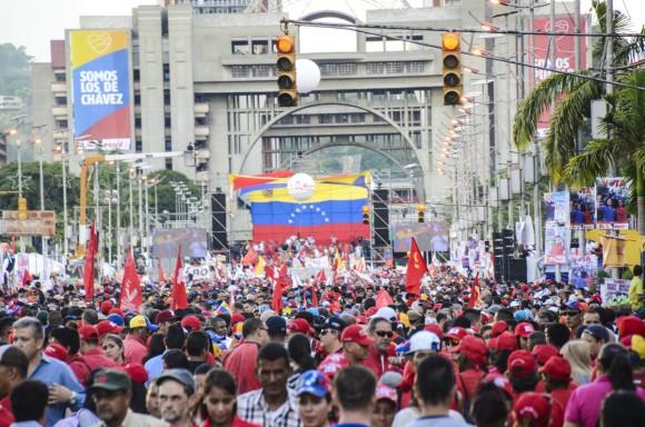 cierre devenezuela, campaña electoral, venezuela en elecciones, nicolas maduro, gran polo patriotico