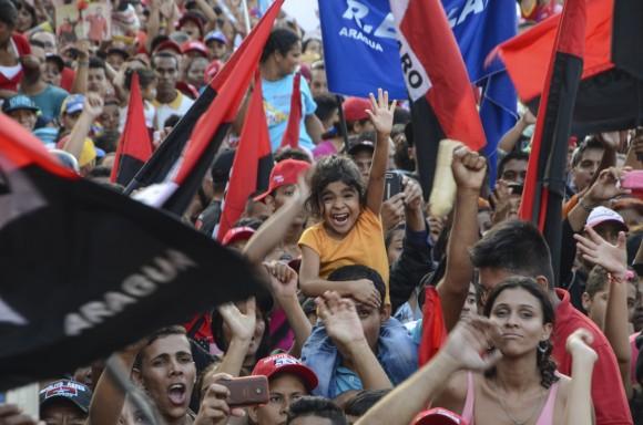 venezuela, campaña electoral, venezuela en elecciones, nicolas maduro, gran polo patriotico