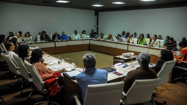cuba, asamblea nacional del poder popular, asuntos juridicos