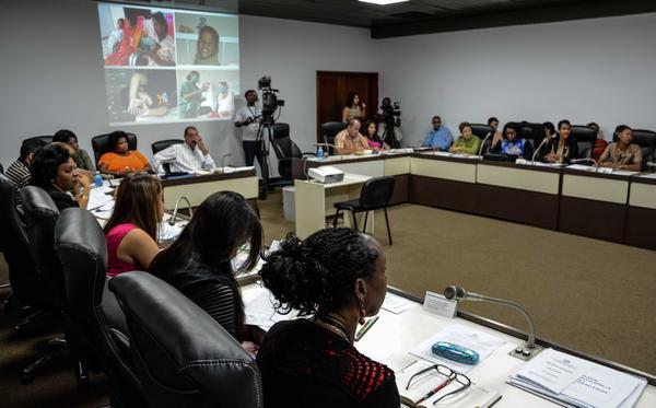 cuba, asamblea nacional del poder popular, adolescencia, programa materno infantil