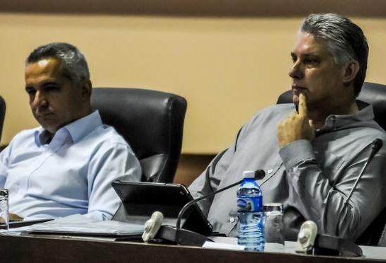 cuba, asamblea nacional del poder popular, primer vicepresidente cubano, miguel diaz canel