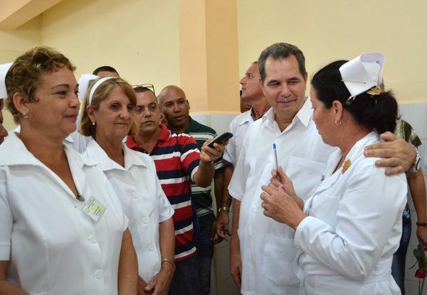 sancti spiritus, salud publica, yaguajay, hospital joaquin paneca, maternidad