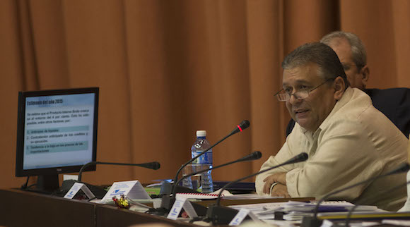 cuba, asamblea nacional del poder popular, ecomonia cubana