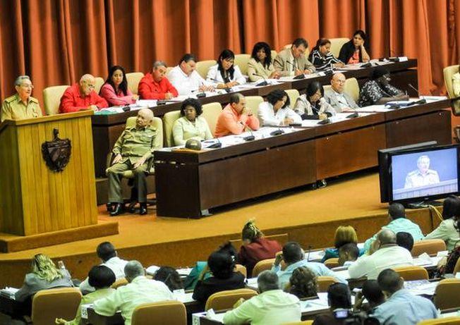 cuba, asamblea nacional del poder popular, parlamento cubano, raul castro, economia cubana, relaciones cuba-estados unidos, bloqueo de estados unidos a cuba