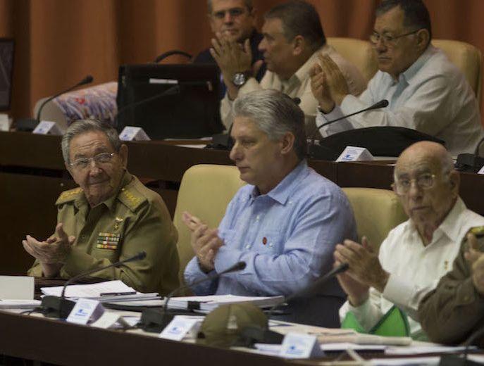 cuba, raul castro, asamblea nacional del poder popular, economia cubana