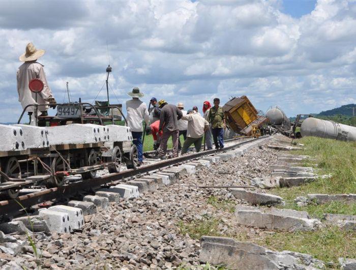 sancti spiritus, accidentes ferroviarios, ferrovarriles