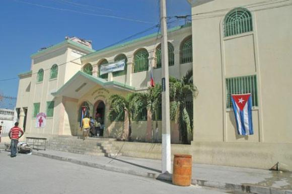 """Hospital """"La Renaissance"""" de Puerto Príncipe. (Foto: Archivo)"""