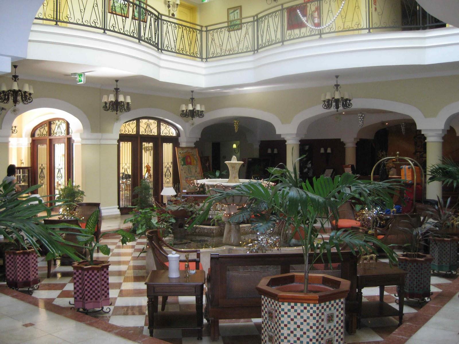 El hotel Iberostar Trinidad figura entre las entidades promotoras de acciones de calidad en predios espirituanos.