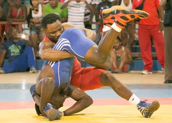 El Campeonato Nacional de Lucha Libre comenzará este jueves en Sancti Spíritus.