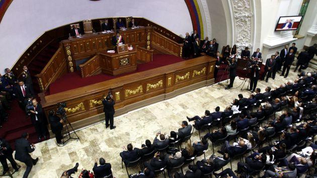 Maduro llamó a la unión del pueblo venezolano a fin de  superar las adversidades económicas que atraviesa Venezuela. (Foto AVN)
