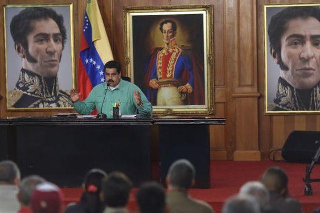 venezuela, posicion venezolana, nicolas maduro