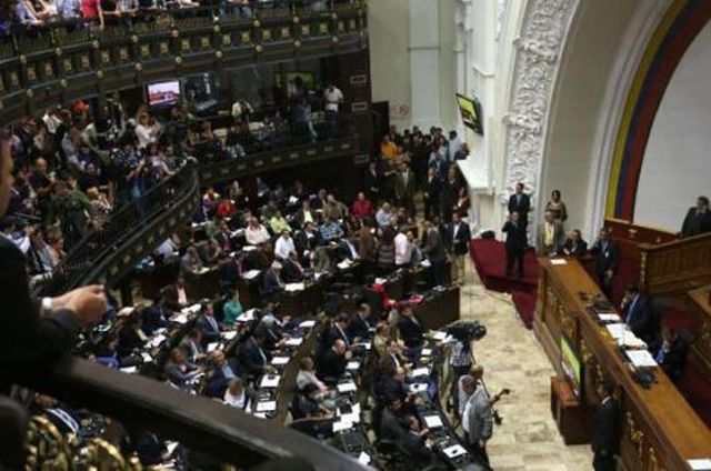 venezuela, asamblea nacional,  oposicion venezolana
