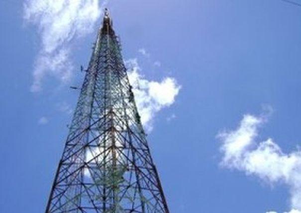 sancti spiritus, torre de television, radiocuba, television digital