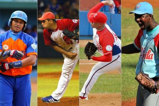 beisbol, frederich cepeda, liga colombiana de beisbol profesional, lcbp