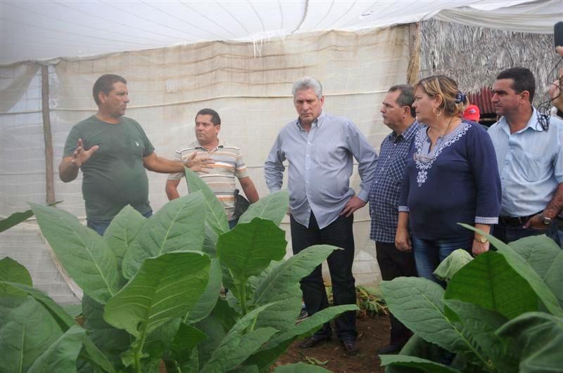 sancti spiritus, miguel diaz-canel, primer vicepresidente cubano, cabaiguan
