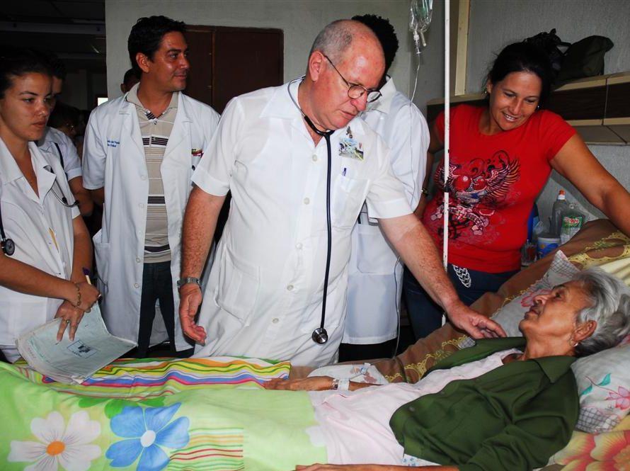 sancti spiritus, salud publica, hospital provincial camilo cienfuegos, medicina cubana, religion