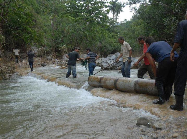 trinidad,a basto de agua, recursos hidraulicos, cuenca trinidad