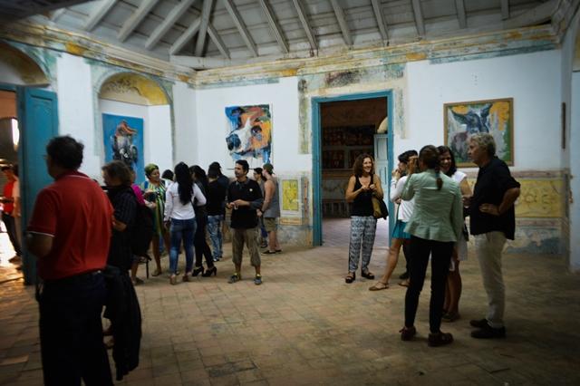 artes plasticas, trinidad