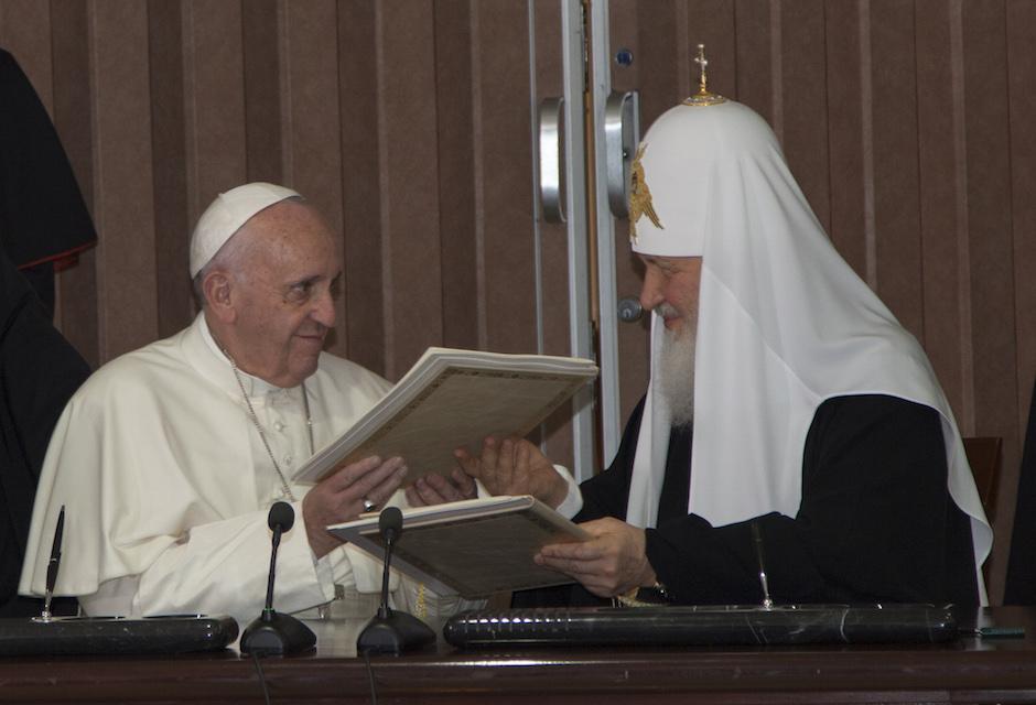 fidel castro, cuba, papa francisco, patriarca kirill, cuba
