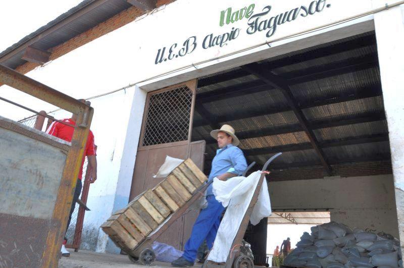 sancti spiritus, taguasco, acopio, alimentos precios, produccion de alimentos