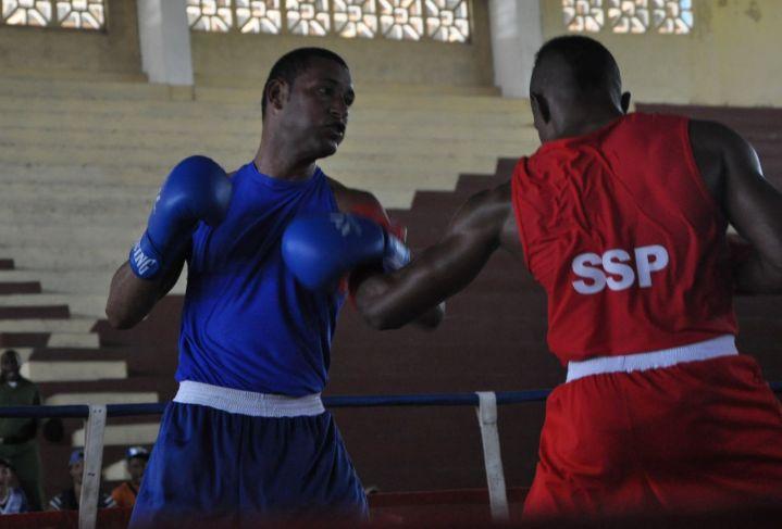 sancti spiritus, boxeo