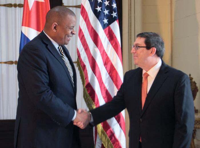 cuba, relaciones cuba-estados unidos, bruno rodriguez