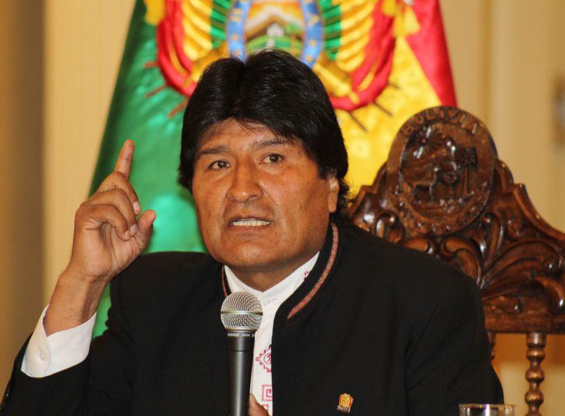 bolivia, bolivia en elecciones, evo morales