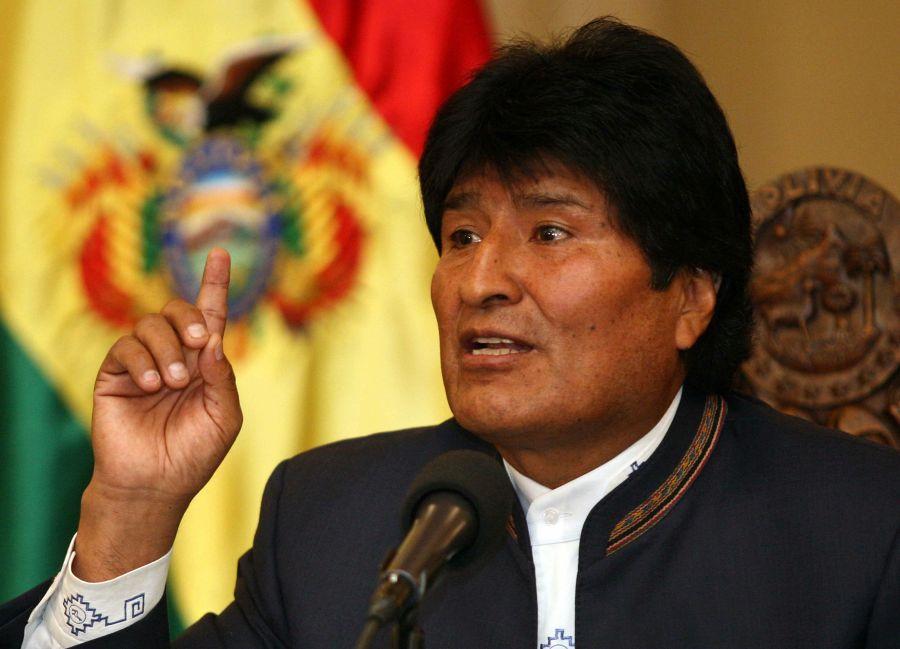 bolivia, evo morales
