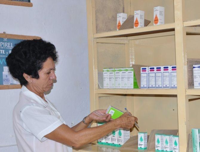 sancti spiritus, salud publica, farmacias, homeopatia