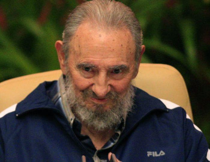 cuba, fidel castro, congreso del partido comunista de cuba