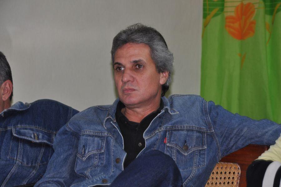 Rolando Roque Companioni, vicepresidente del Consejo de la Administración Provincial. (Foto: Vicente Brito/ Escambray)
