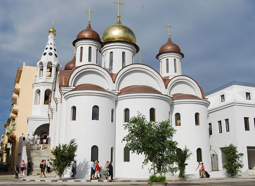 cuba, rusia, iglesia ortodoxa de rusia, patriarka kiril