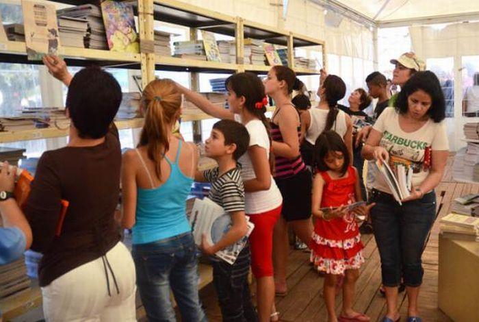 cuba, feria internacional del libro, la habana, uruguay