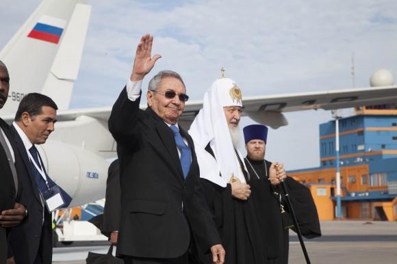 cuba, patriarca kirill, iglesia ortodoxa rusa, raul castro, papa francisco