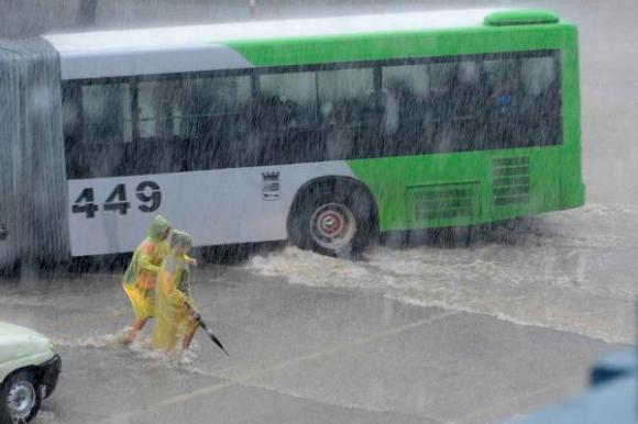 Lluvias fuertes pronostica el InsMet. (Foto: AIN)