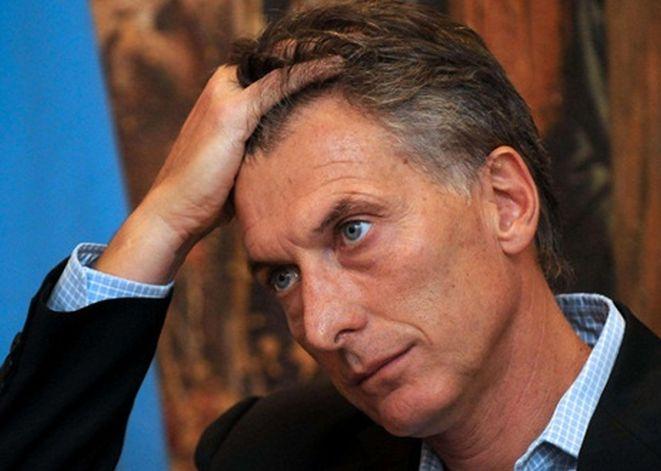 argentina, mauricio macri