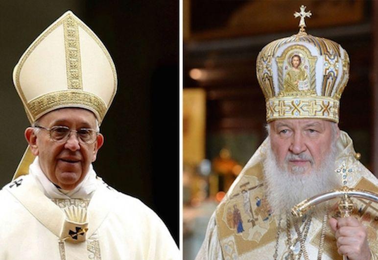cuba, papa francisco, patriarca kiril, iglesia ortodoxa rusa