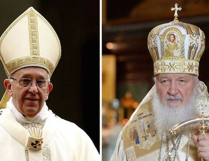 cuba, papa francisco, patriarca kirill, iglesia ortodoxa rusa, raul castro