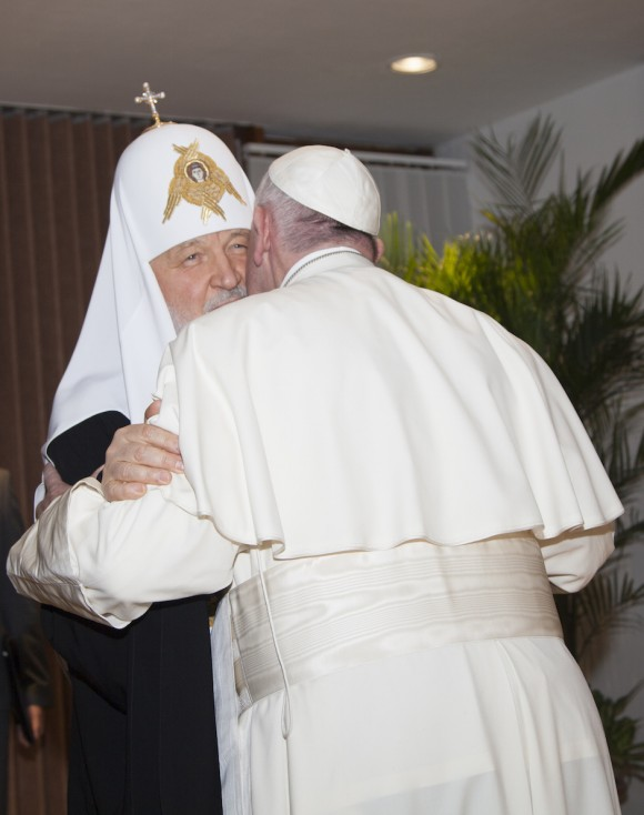 cuba, la habana, papa francisco, patriarca kirill, iglesia ortodoxa rusa