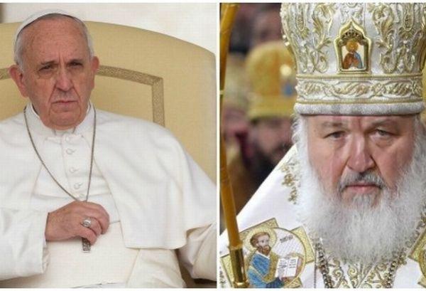 cuba, papa francisco, la habana, iglesia ortodoxa rusa, kiril