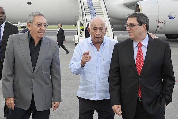 cuba, raul castro, presidente cubano, francia