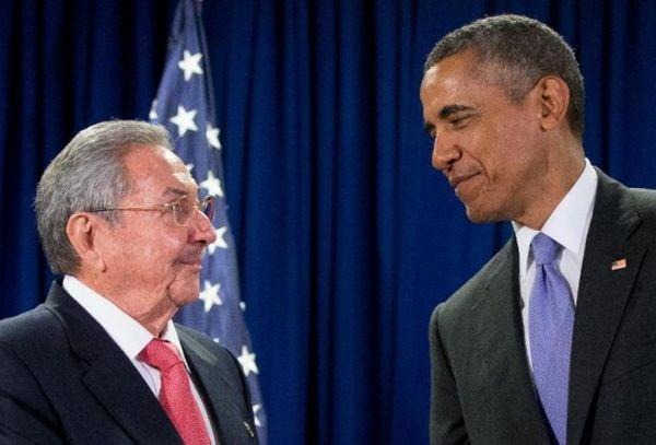 cuba, estados unidos, barack obama, raul castro, relaciones cuba-estados unidos, casa blanca