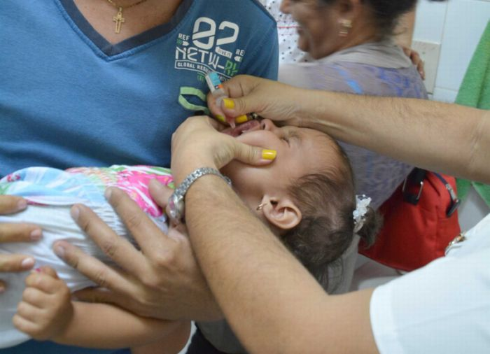 Sancti spiritus, vacunación, poliomielitis, vacunación antipoliomielitis