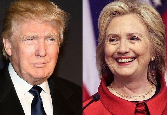 estados unidos, donald trum, hillary clinton, elecciones en estados unidos, campaña electoral