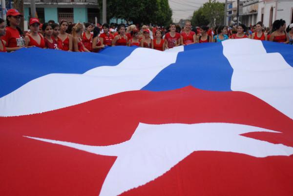 """""""Por Cuba: Unidad y Compromiso"""", será el lema central del Primero de Mayo este año."""