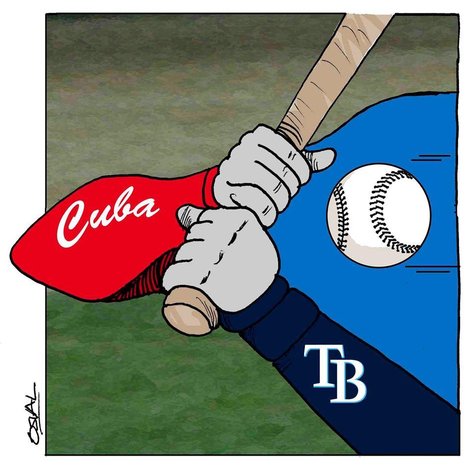 Cuba Tampa Bay Osval