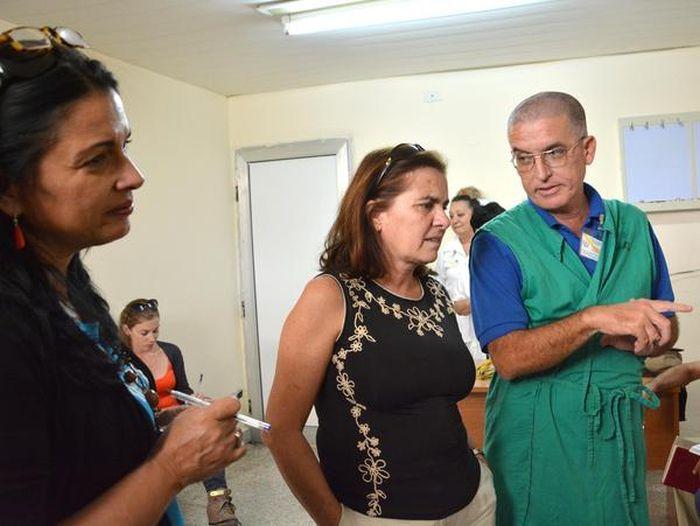 sancti spiritus, unicef, lactancia materna, hospital provincial camilo cienfuegos